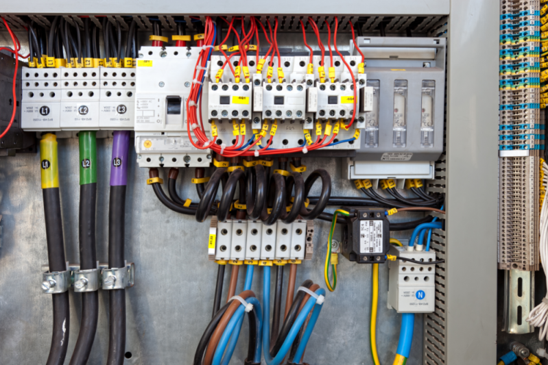 Electronic Control Corp Custom Control Panels