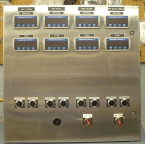 industrial process control - flow controller by ecc-automation