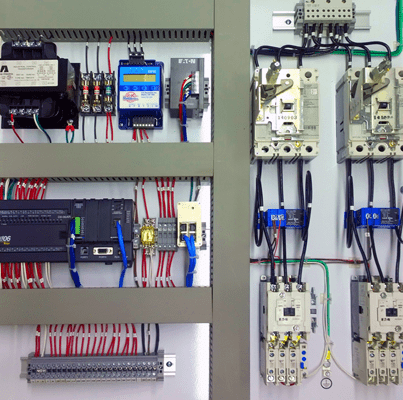 Electronic Control Waste Ejector Control