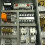 Electronic Control Duplex Panel