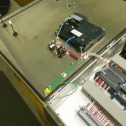 Control Door of Waste Ejector Control
