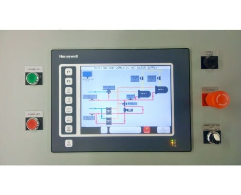 ECC Honeywell Controls