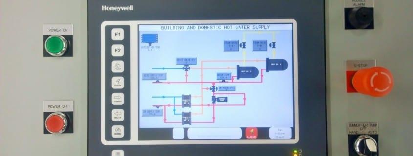 ECC Honeywell Controls