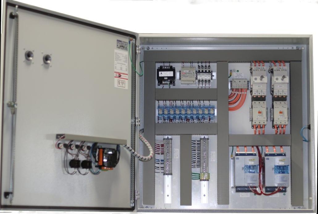 Duplex Pump Station Control Electronic Control Corporation