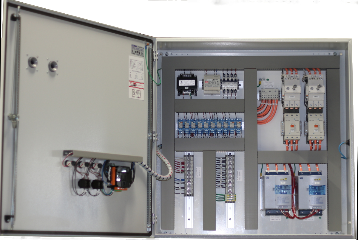 Pump Control Panels Electronic Control Corporation