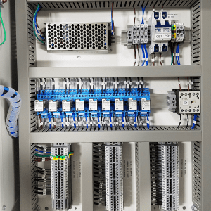 day tank control integrated to BMS by ecc-automation