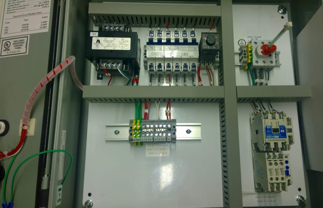 Ecc Automation Starter Panel X