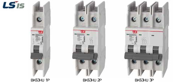 Miniature Circuit Breakers LSIS