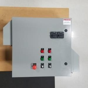 VFD Control Panel - Front